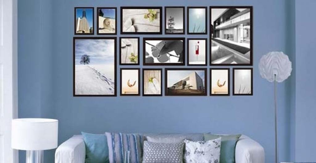 7 идей для декора стен в квартире