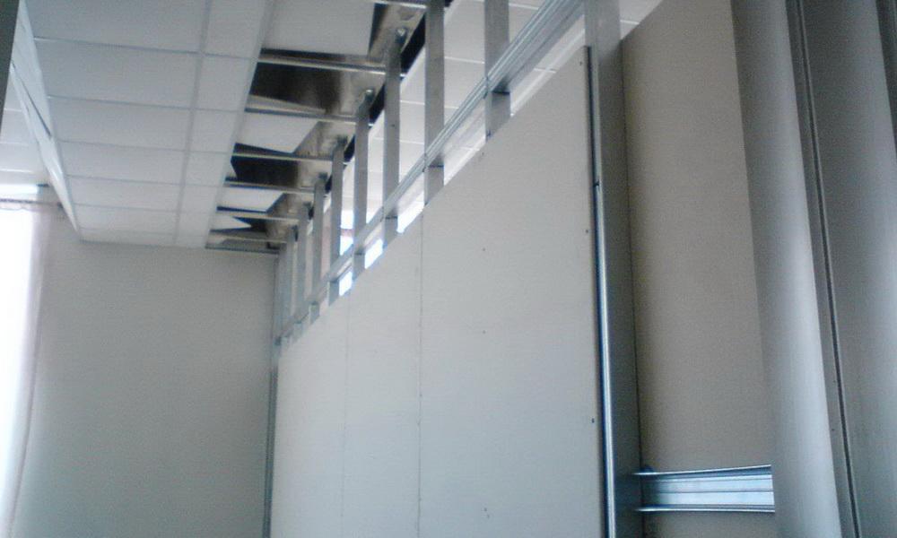 Гипсокартон и отделка стен