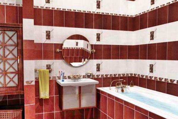 Кафель - идеальный материал для отделки ванной
