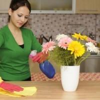 Клининг, уборка в доме