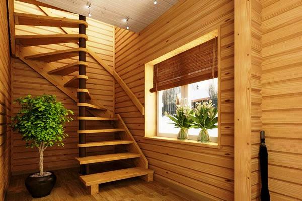 Лестница на чердак, виды лестниц | Обустройство чердака - Галерея-услуг