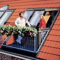 Мансардные окна, виды конструкций | Окна - Обустройство чердака - Галерея-услуг