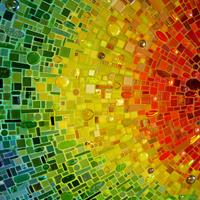 Мозаика – чудный материал для отделки стен, полов и декора