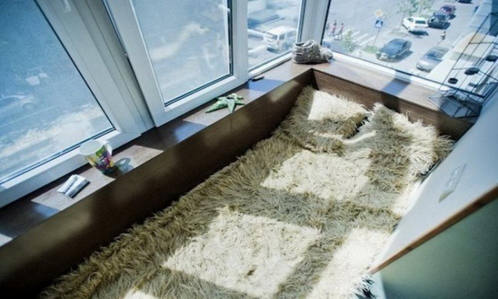 Балкон - остекление, расширение, перепланировка