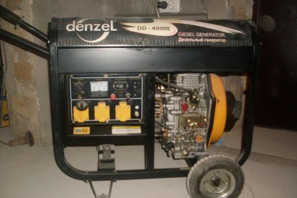 Автономное освещение дома: генератор
