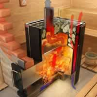 Выбираем печь для дачи