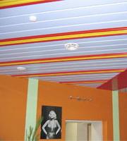 Реечные потолки, где их устанавливают